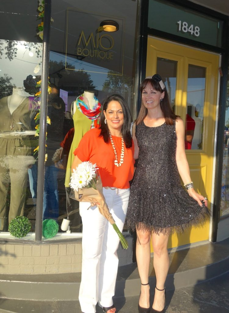 Mio Boutique holds a grand re-opening party