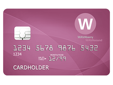WAVABERRY - ClubCard